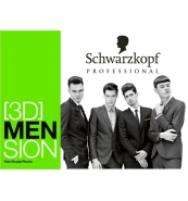 Schwarzkopf Men 3D MENSION