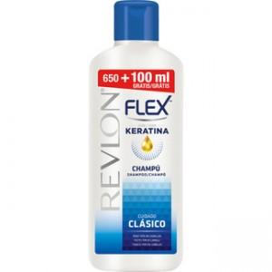 Champ flex keratina cabello normal 650ml compra en for Bano keratina en casa