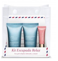 COSMETICA CLARINS - Clarins KIT Escapada Relax