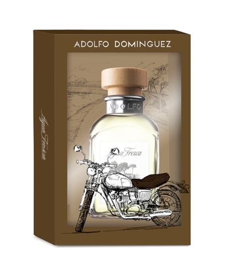 Agua fresca hombre adolfo dominguez 230 vaporizador for Adolfo dominguez serrano 96