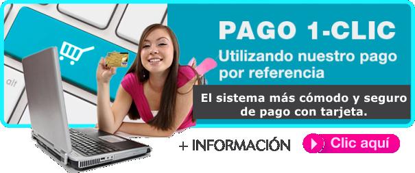 Pago seguro en Perfumerías Laguna 1 solo clic