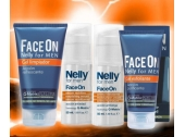 Cosmética para hombre - Face On Nelly for MEN