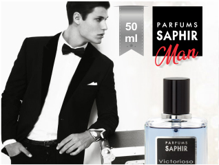 SAPHIR: Perfumes Hombre 50 ml