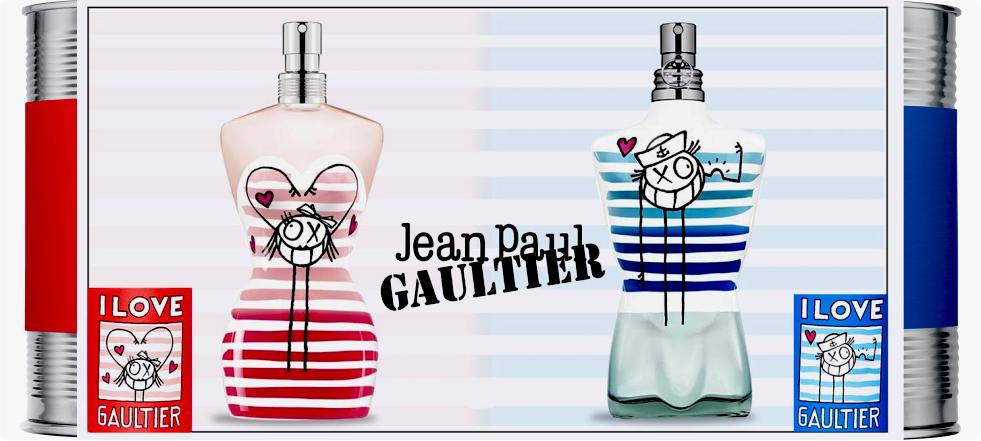 perfume de hombre jean paul gaultier pequeños