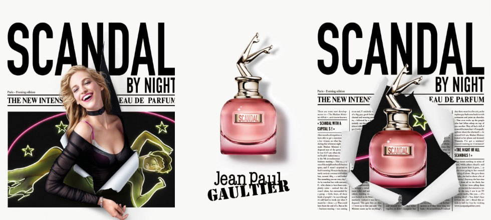 PERFUMES DE MUJER: Scandal By Night