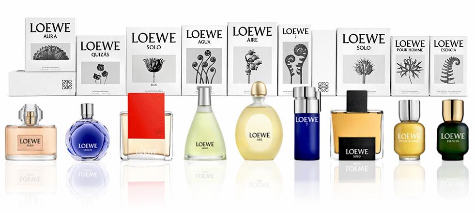 perfume de mujer marca loewe