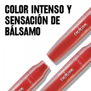 Revlon Kiss Cushion Lip Tint High End Coral 1