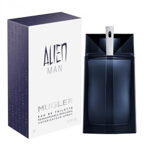 ALIEN MAN EDT 100 vaporizador Recargable 1