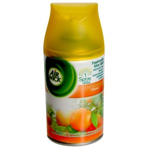Ambientador Air Wick Fresh Matic rec ORANGE