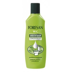 Ambientador WC Foresan 125ml 0