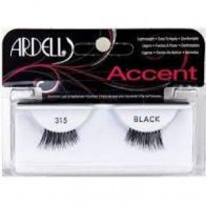 Ardell Pestañas Accent 301 Black 0