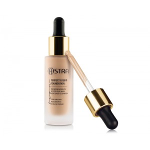 Astra Icon Perfect Liquid Foundation 06 Noisette 0