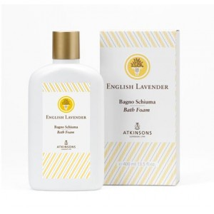 Atkinsons English Lavender Shower Gel 400ml