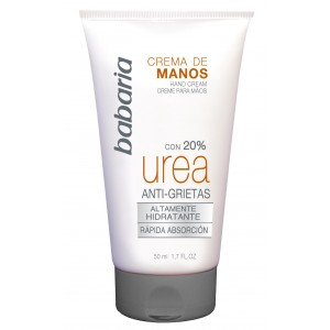 Babaria Crema De Manos Urea 50ml
