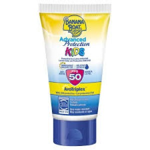 Banana Boat Avanced Kids Leche SPF 50 60ml