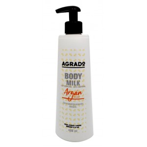 Body Milk Agrado Argán 400ml