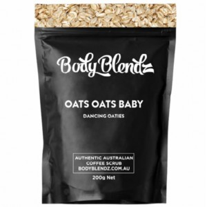 Body Blendz Oats Baby 200g
