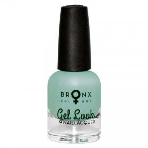 BRONX NAIL LACQUER GEL LOOK 13 TURQUOISE