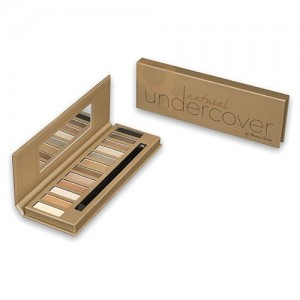 BRONX SOMBRAS PALETTE UNDERCOVER