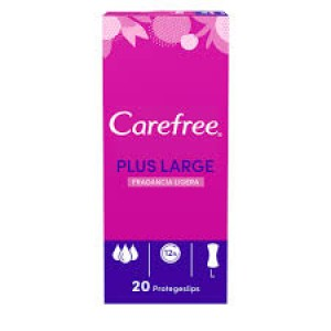 Carefree Plus Large 20