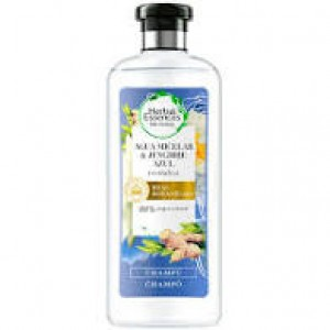 Champú Herbal Essence agua micelar & jengibre azul 400ml 0