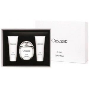CK Obsessed For Woman edp Lote 100 vaporizador