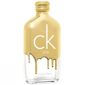 CK ONE GOLD EDT 100 vaporizador
