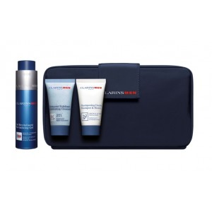 Clarins Men LOTE Crema Gel Revitalizante 50ml 0