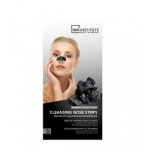IDC Cleansing Nose Strips 5 uds