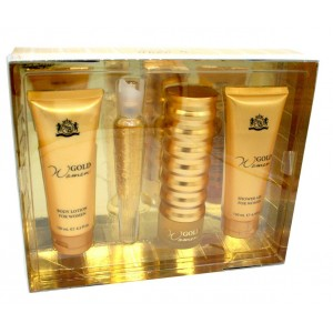 Gold Woman 100ml pack