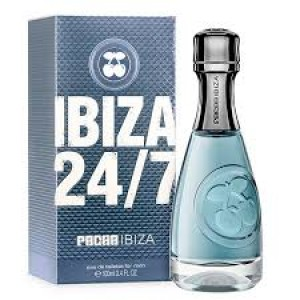 Colonia Pacha Ibiza 24/7 For Men 100ml 0