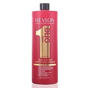 Revlon Uniq One Hair&Scalp Champú 1000ml 0