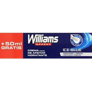 Crema De Afeitar Williams Ice Blue 150ml