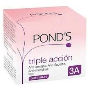 PONDS Triple Acción 3A 50ml 0
