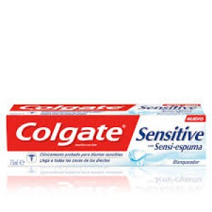 Dentífrico Colgate Sensitive Blanqueador 75ml 0
