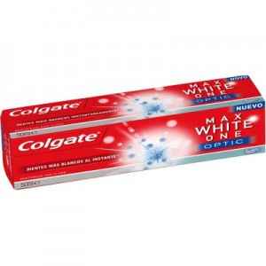 Dentífrico Colgate Max White One Optic 75ml 0