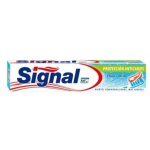 Dentífrico Signal Ultraproteccion 75+25ml