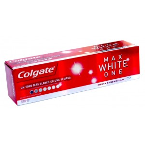 Dentífrico Colgate Max White One Fresh 75ml 0