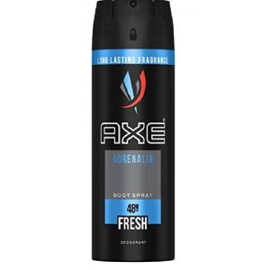 Axe Desodorante spray 150 ml Adrenalin 0
