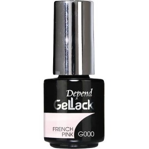 Depend Gellack French Pink G000