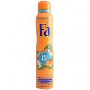 Desodorante Fa Bali Kiss spray 200ml