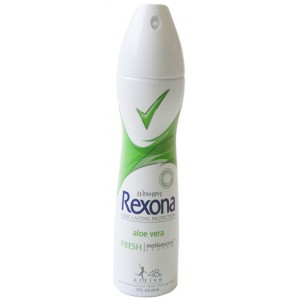 Desodorante Rexona Fresh aloe vera spray 200ml
