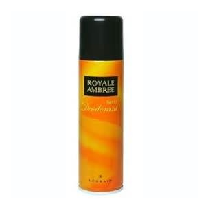 Desodorante Royale Ambree 250ml Spray