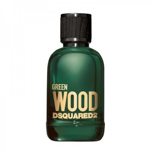 DSQUARED2 WOOD GREEN POUR HOMME 100 vaporizador 0