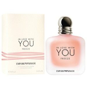 Emporio Armani In Love With You Freeze 50 vaporizador 1