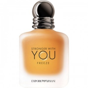 Emporio Armani Stronger With You Freeze 50 vaporizador 0