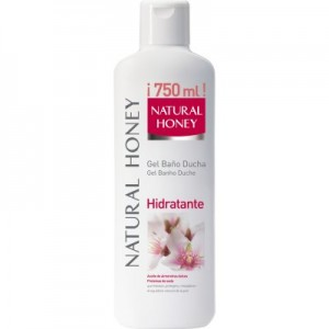 Gel de Baño Natural Honey Hidratante 750ml 0
