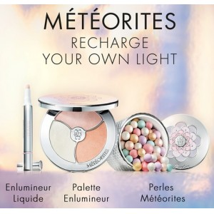 Guerlain Meteorites Highlighter Liquid 01 Rose 3
