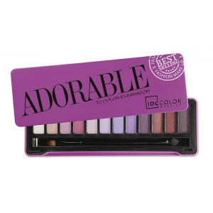 IDC Palette Sombras 12 Adorable 0
