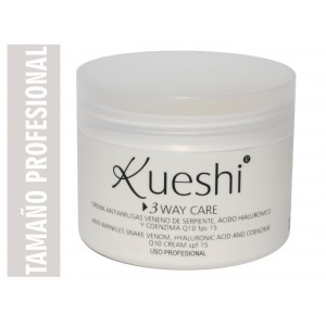 Kueshi Crema Antiarrugas 3 Way Care 250 ml
